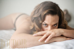 Client Stories- Serena's Boudoir Photo Shoot